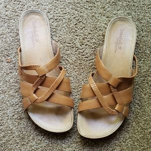 Timberland Comfort Leather Sandals
